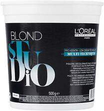 L'Oreal Professional Blond Studio Multi Techniques Lightening Powder500g FreeP&P