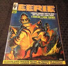 1968 EERIE Magazine #14 VF Warren