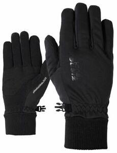Ziener Idaho Gtx Inf Touch Handschuhe Funktions Outdoor Handschuhe schwarz