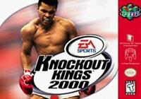 Knockout Kings 2000 Nintendo 64 N64 Game Used