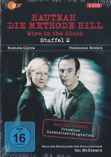 DVD Hautnah 2 - Die Methode Hill - Staffel / Season 2 - NEU - OVP