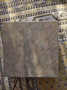 """""""Open Box"""" 12 x 12 Plage De L Atlantique Sandy Beach Porcelain Tile Lot of 11"""