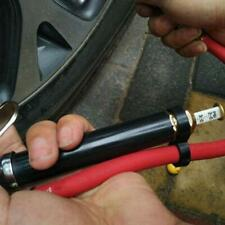 Air Tire INFLATION With Pressure Gauge Dual Chuck Air Compressor Tools
