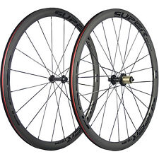 SUPERTEAM Carbon Road Wheels 38mm Bicycle Wheelset Chinese Carbon Wheelsset