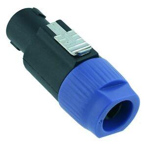 2-Pole Haut-Parleur Connecteur Prise