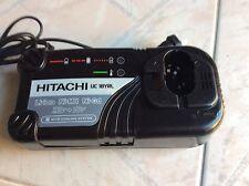 Hitachi UC18YRL Charger Li-ion NiMH NiCd 7.2- 18v + Cooling System Aust Model