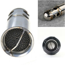 51mm Motorcycle Bike Exhaust DB Killer Silencer Muffler Baffle Kit Sophisticated