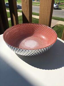 Decorative bowl home décor