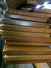 40 Relaimed Strip Planked Pine Gym Bleacher Boards 8-1/2'' Wide Lumber