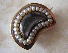 Pearl Brooch/Pin Vintage Fine Jewellery (Pre-1837)