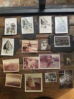 16 VINTAGE KOREAN WAR ORIGINAL PHOTO KOREA US ARMY ANTIQUE PICTURE