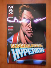 SUPREME POWER : HYPERION #1 of 5 2005 Marvel Comics - Limited Series  [SA43]