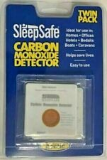 Twin Pack Carbon Monoxide Detector - No Power Needed - Clear Indicator Kitchen