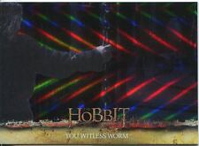 The Hobbit Desolation Of Smaug Parallel Foil Base Card #69
