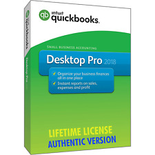 Quickbooks Pro 2018 License & Product Number ☀️ + Download ☀️