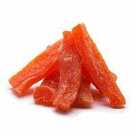 Dried Papaya Spears by Its Delish, 1 lb (16 Oz Bag) Delicious Papaya Fruit