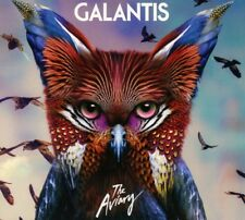 Galantis The Aviary CD Album 2017 Warner