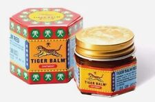 10 g Tiger Balm Red Relief of Muscular Aches Pain Sprains Ointment Massage Rub00