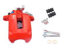 REAR BRAKE CALIPER LH RED POWDER COATED SEAT LEON CUPRA R 02-06