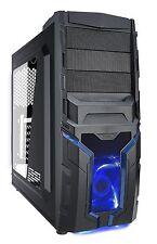 Barebone Gamer avec intel pentium g4400 2x 3.3ghz/4 Go RAM