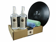 Vinyl Revival 2 x 250ml- 2 Step (Alcohol Free) Professional Vinyl Record Cleaner