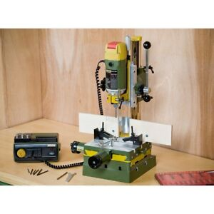 BFW40E Proxxon Mill/Drill - COMPLETE SYSTEM 71822 UK DESPATCH FROM CHRONOS