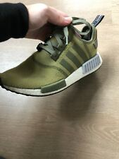 Adidas NMD R1 Olive Green Size 8.5 RARE
