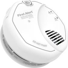 First-Alert-SC7010BV-Combination-Smoke-amp-Carbon-Monoxide-Alarm-Photoelectric