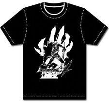 *NEW* Devil May Cry 4: Nero Black/White Key Art Medium (M) T-Shirt by GE