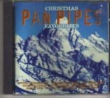 (BV223) Panpipes, Christmas Favourites - 1996 CD
