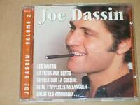 CD / JOE DASSIN / VOL 2 DE L'INTEGRALE / LES DALTON / TRES BON ETAT