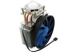 Heatsink Cooling fan DC12V + 45MM Lens & Holder Kit for 50W-100W High Power LED