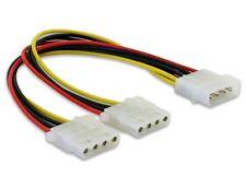 Stromkabel Verteiler für 2x 5,25 Geräte intern 10 - 15 cm