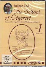 NEW SEALED DVD The School of Légèreté Philippe Karl part 1 Basic Work