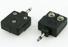 55-996 3.5 Balun Plug to Screw Terminal Matching Transformer 75-300 Ohm