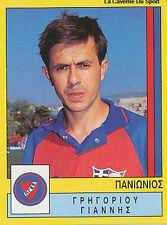 N°297 GREGORY PANIONIOS GSS GREECE PANINI GREEK LEAGUE FOOT 95 STICKER 1995