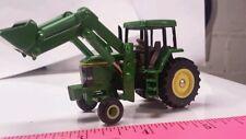 1/64 ERTL custom John deere 7800 tractor with John deere loader farm toy