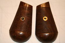 GERMAN BROOMHANDLE MAUSER GRIPS  REPODUCTION