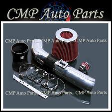 BLACK RED 2006-2009 GMC ENVOY 4.2 4.2L SLE SLT I6 AIR INTAKE KIT SYSTEMS