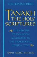 The Jewish Bible: Tanakh: The Holy Scriptures -- The New JPS Translation Accordi