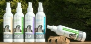 6 pack - PET DEODORIZER GROOMING MIST DOG CAT NATURAL COLOGNE BEDDING DEODORANT
