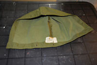 Used Canadian army hood for green rainsuit size 5 (ref#h2bte#140)