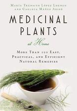 Medicinal Plants at Home Natural Remedies Book ~ Wiccan Pagan Supply Library