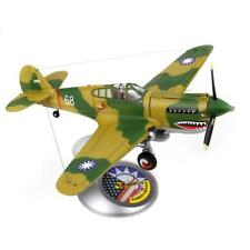 Metal P40 Flying Shark 1/32 Static Airplane Kit Camouflage Battle Plane Model
