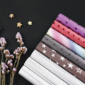 Shiny Wrapping Paper Birthday Gift Present Wrap Wedding Party Sheet 19.6x27.5 in