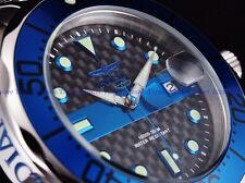 Invicta lot of 3  Men 300m FireBlue Super Cop Grand Diver Automatic SS Watch