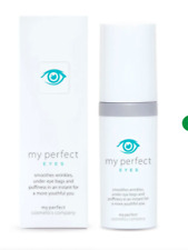 MY PERFECT EYES SMOOTHES WRINKLES UNDER EYE BAGS PUFFINESS EYE CREAM 10g
