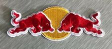 Red Bull Patch Iron / Sew On 4� Gives You Wings Energy Drink Pop Soda Monster