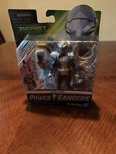 power rangers beast morphers silver ranger