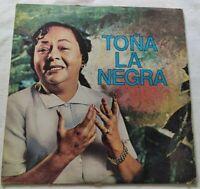 TONA LA NEGRA LP 33 GIRI VINYL PEERLESS LPS 99707 NM/NM